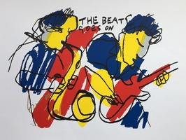 Herman Brood The beat goes on