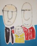 Roel walta gezin