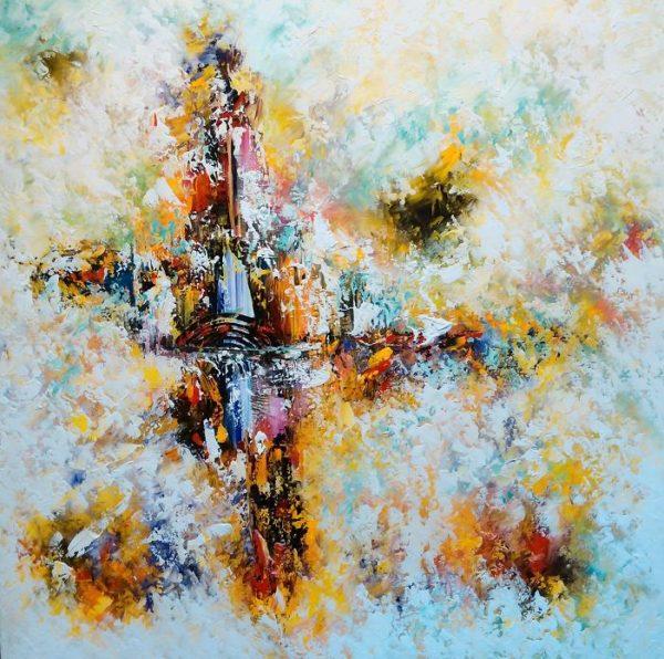 Gena Abstract Art