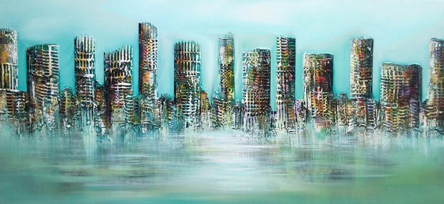 Gena 3D Stadsgezicht