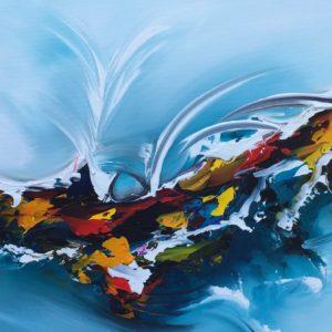 Gena Blue Art