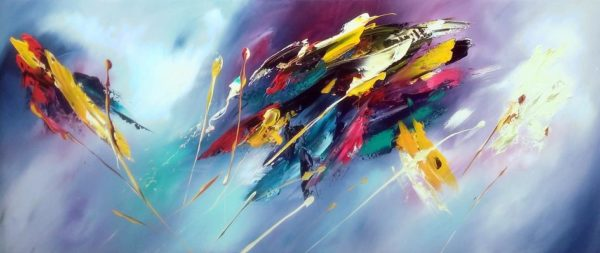 Gena Colorful Art