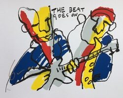 Herman Brood The beat goes on