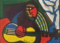 Piet WIEGMAN 29 De Muzikant A-min