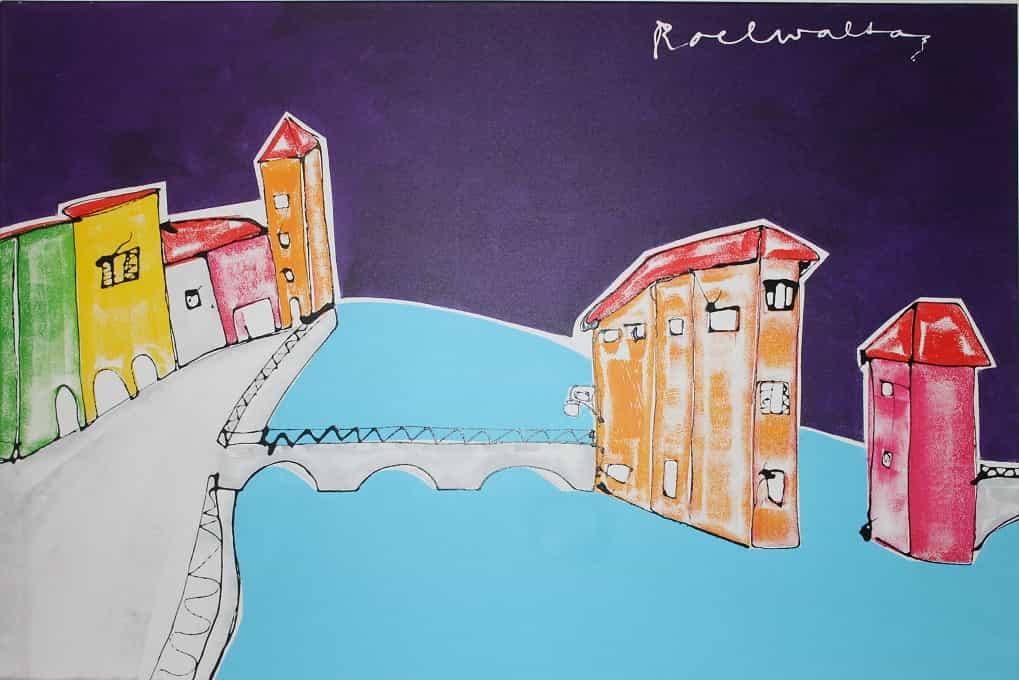 Roel Walta huis in de rivier klein-min