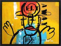 fly away Martijn vincent smit schilderij