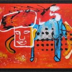horseman Martijn vincent smit schilderij