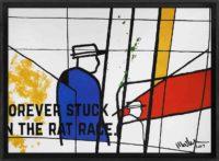 rat race Martijn vincent smit schilderij