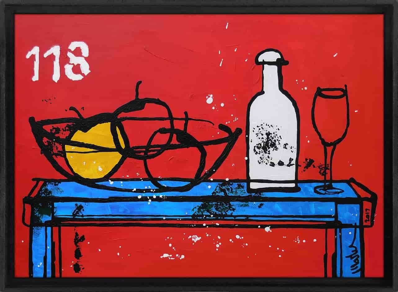 still life Martijn vincent smit schilderij