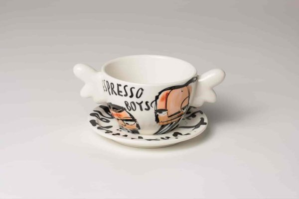 Espresso Boys Heavenly Coffee Cup