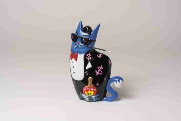 ST00603 - 1.Big City Cat Blue, Dean -min Selwyn senatori