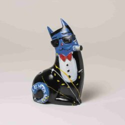 ST00605 - 1.Big City Cat Blue, Frank-min Selwyn senatori