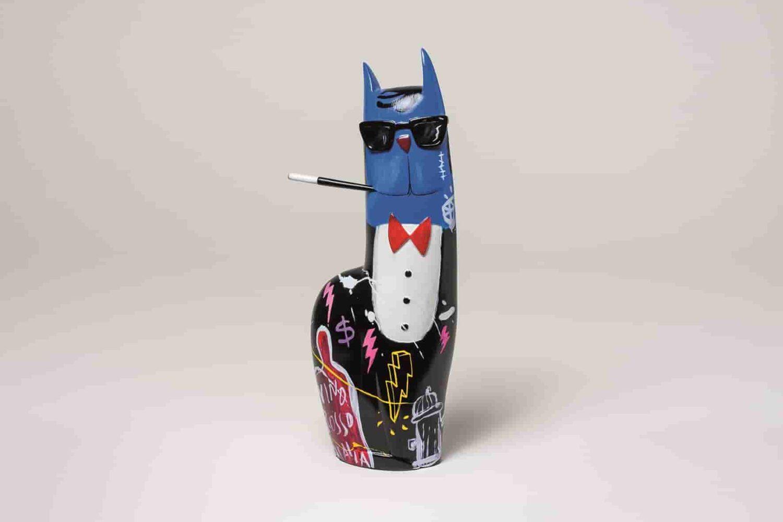 ST00607 - 1.Big City Cat Blue, Joey -min selwyn senator