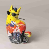 ST00613 - 1.Big City Cat Yellow, Zatti -min Selwyn senatori
