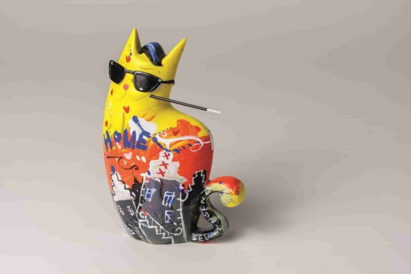 ST00613 - 1.Big City Cat Yellow, Zatti -min Selwyn senatori