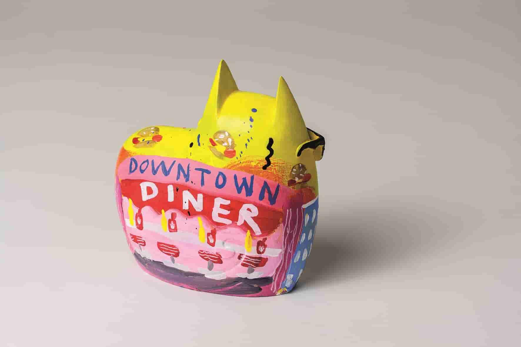 1.Big City Cat Yellow, Nino -min Selwyn senatori