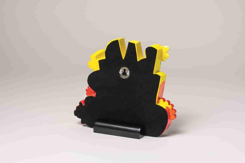 Old Leen - Selwin Senatori - Online Galerie Tulip Art ST00622 - 3.Bad Boys Club Sign Yellow - Old Leen -min