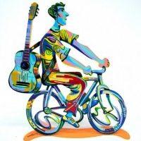 Troubador rider