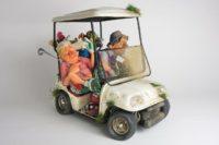 Forchino - Kunst Cadeau- Golfkar (groot)