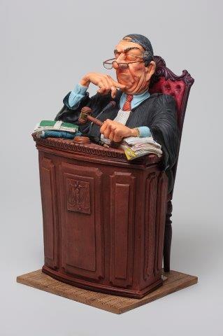 Forchino - Kunst Cadeau- De rechter (groot)