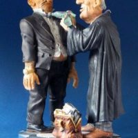 Profisti - Kunst Cadeau- Advocaat