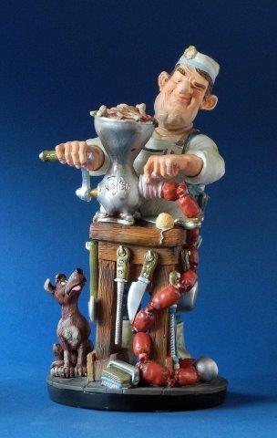 Profisti - Kunst Cadeau- Slager