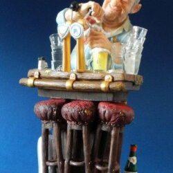 Profisti - Kunst Cadeau- Barman