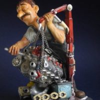 Profisti - Kunst Cadeau- Monteur  klein