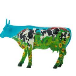 Cow Parade - kunst cadeau - Cow Barn