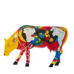 Cow Parade - kunst cadeau - Homage to Picowso