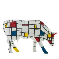 Cow Parade - kunst cadeau - Moodrian