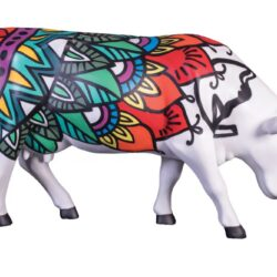 Cow Parade - kunst cadeau - Iracema de Luz