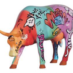 Cow Parade - kunst cadeau - Vaquinha do Hip Hop