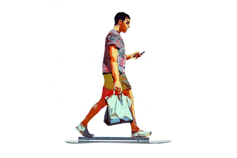 David Gerstein - Kunst Cadeau - Apple Man - 03