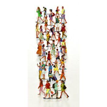 David Gerstein - Wall Sculpture - Streetview