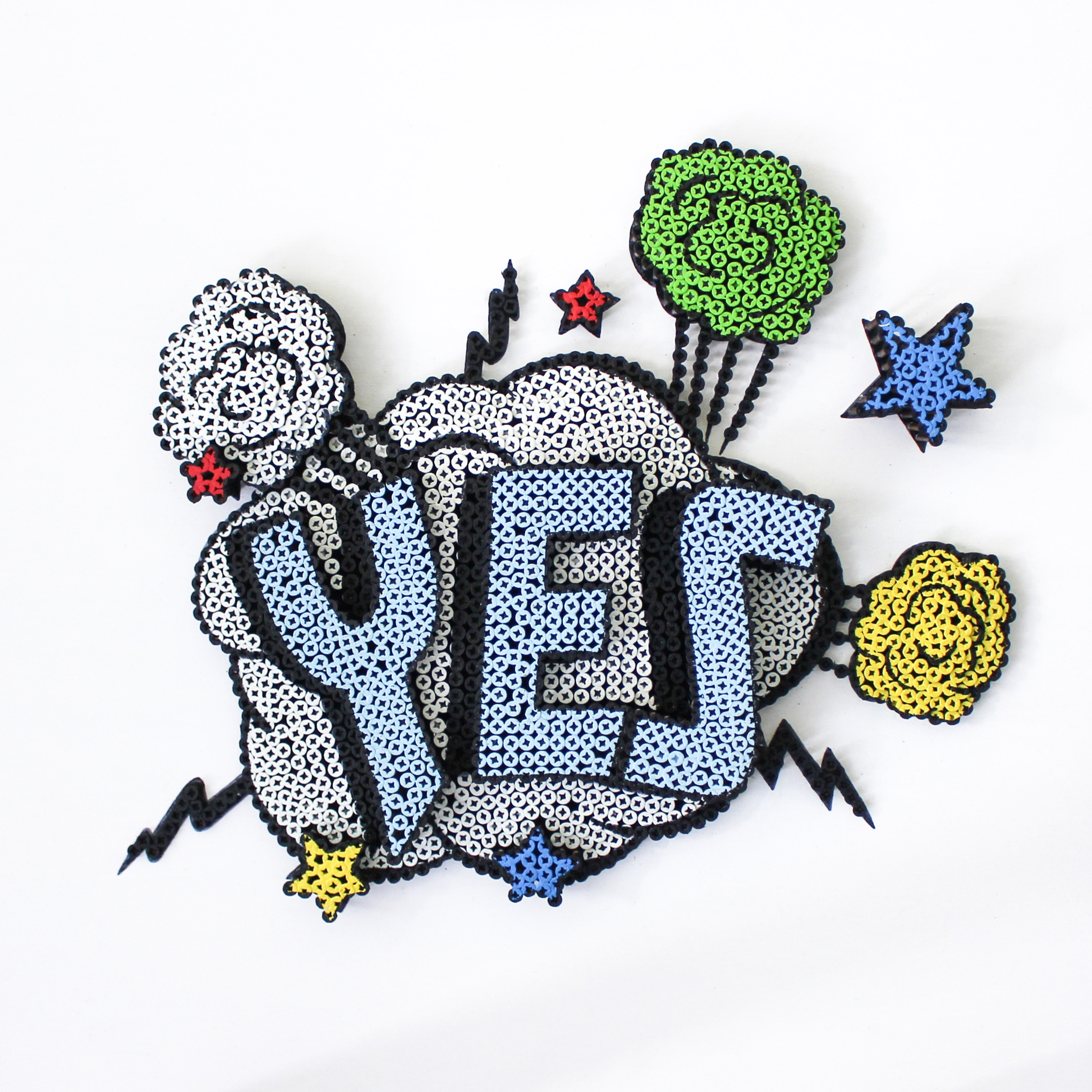 Alessandro Padovan - Screw art - Yes Pop