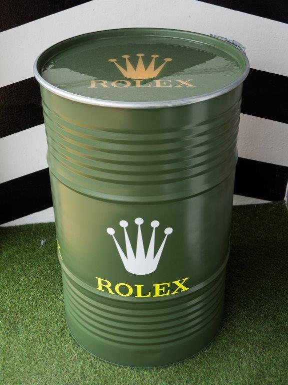 Jogis Art - Pop Art - Drum Rolex