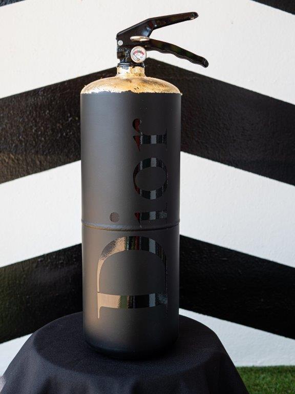 Jogis Art - Pop Art - Brandblusser Dior