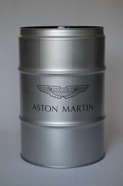 Suketchi - PopArt - Aston Martin Barrel