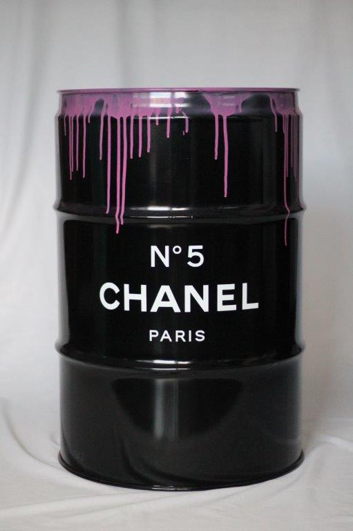 Suketchi - PopArt - Chanel N°5 Edition Barrel (Drip)
