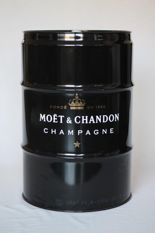 Suketchi - PopArt - Moët & Chandon Barrel