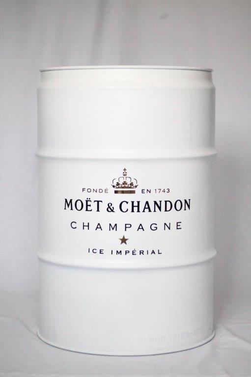 Suketchi - PopArt - Moët & Chandon Ice Imperial Edition Barrel