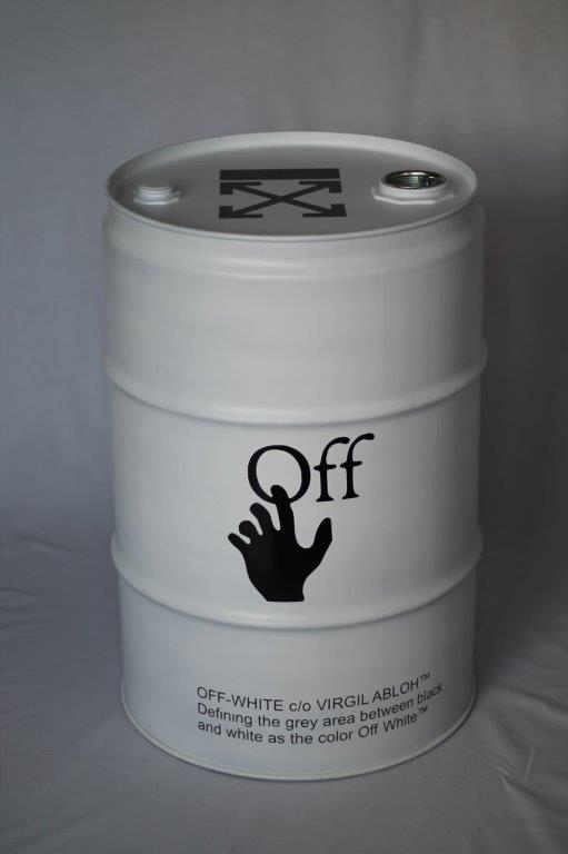 Suketchi - PopArt - Off-White Barrel