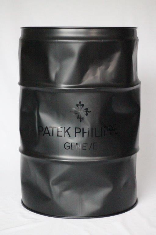 Suketchi - PopArt - Patek Philippe Barrel