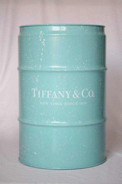 Suketchi - PopArt - Tiffany & Co Barrel