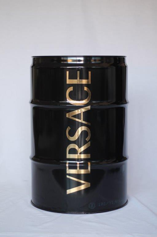 Suketchi - PopArt - Versace Barrel Gold Edition