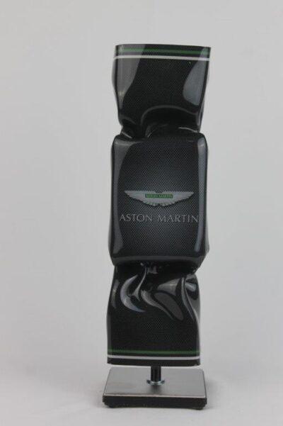 Michael Daniels - Kunstcadeau - Art Candy Toffee - Aston Martin 30 cm