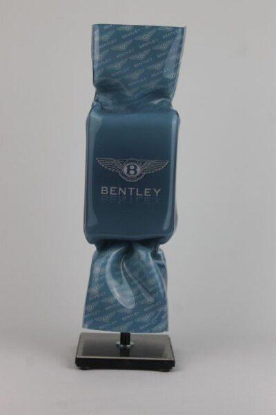 Michael Daniels - Kunstcadeau - Art Candy Toffee - Bentley 30 cm