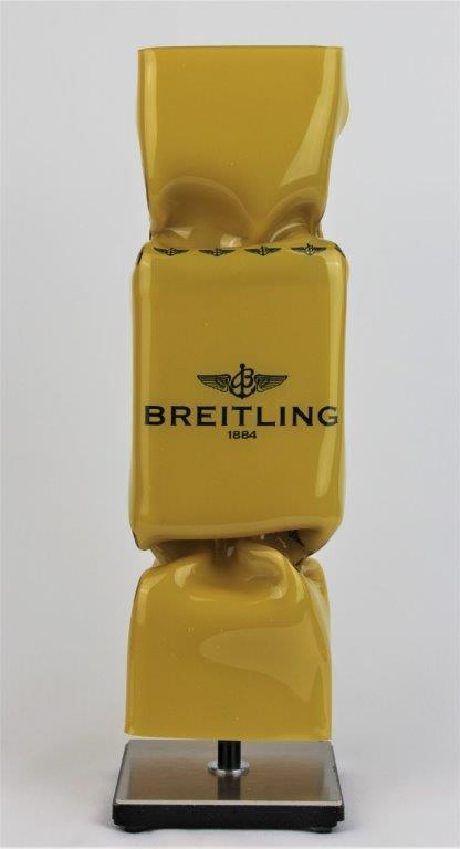 Michael Daniels - Kunstcadeau - Art Candy Toffee - Breitling 30 cm