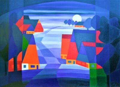 Casper Bentsink - Schilderij - Nr 11